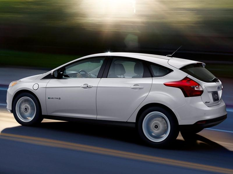 AutoDisk nieuws Ford Focus Electric
